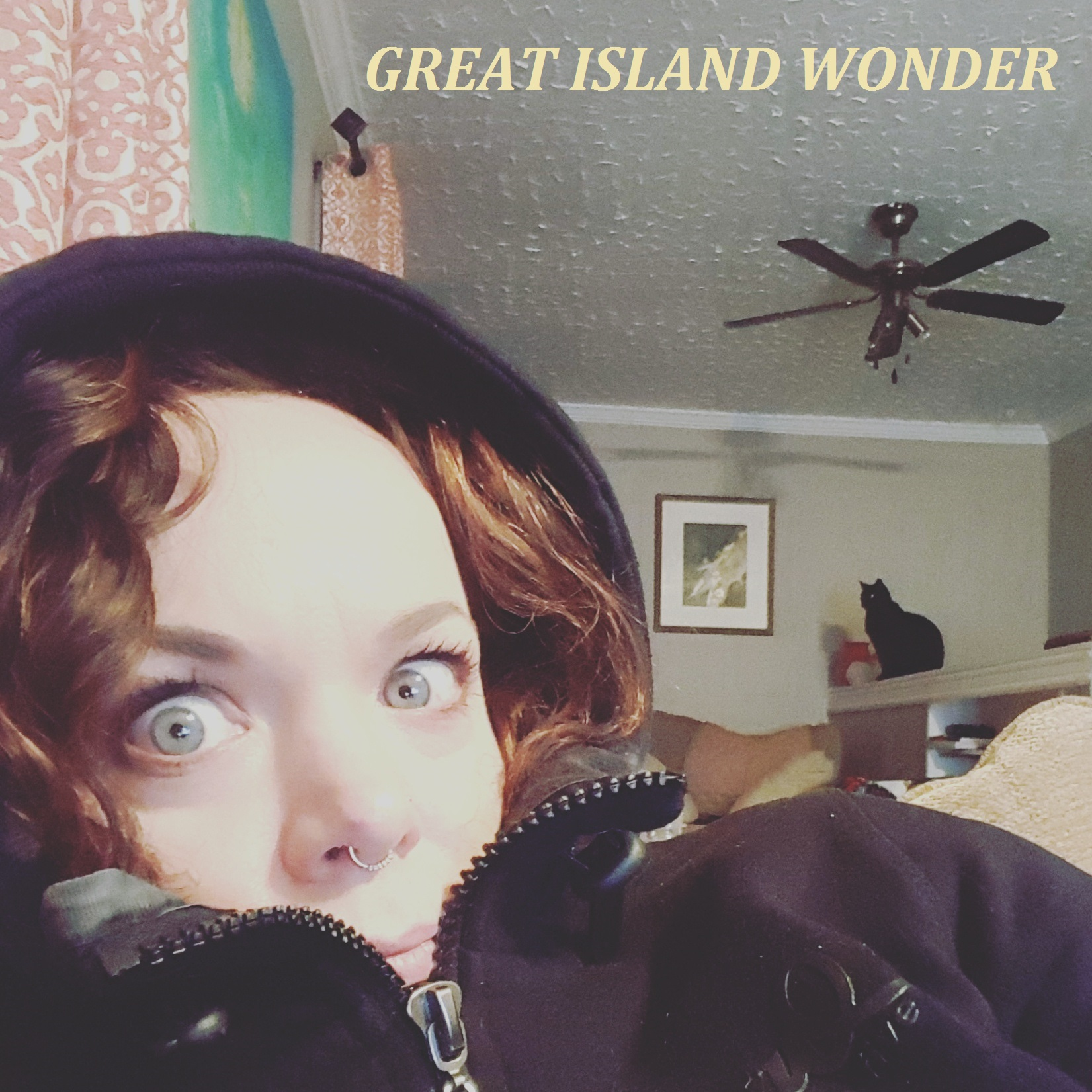 Great Island Wonder - Allison Crowe - album front cover