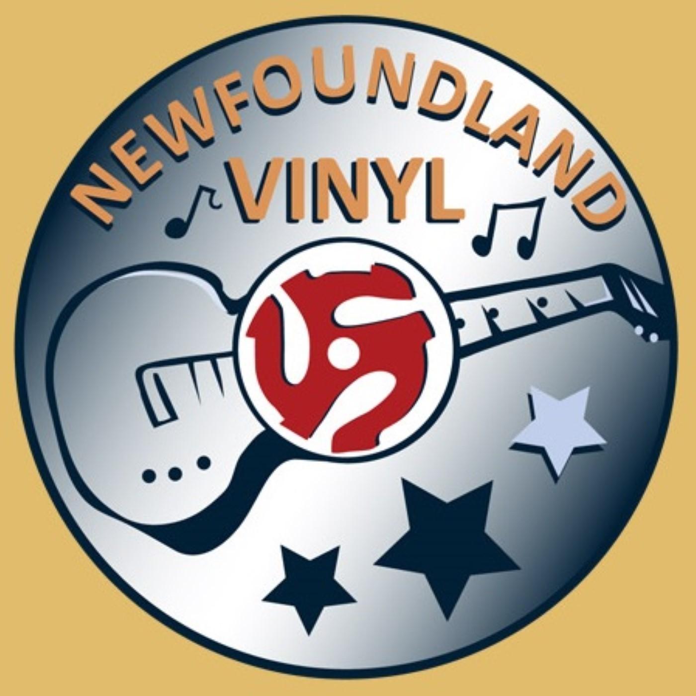 Newfoundland Vinyl - logo by Ed Hollet
