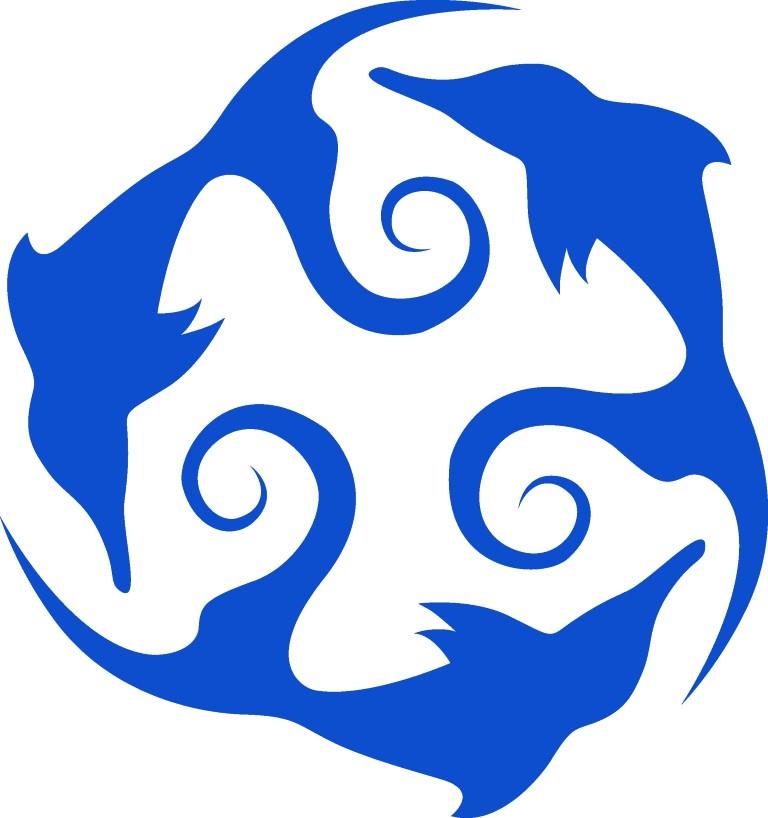 Rubenesque Records Ltd. - Allison Crowe's music label - logo design Céline Greb