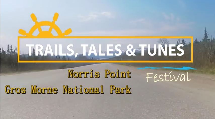 Trails, Tales & Tunes - Allison Crowe joins the fun in Norris Point for 2019