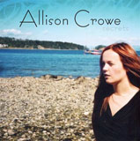 Allison Crowe Secrets CD cover art
